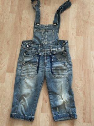 Replay Jeans met bovenstuk blauw-lichtblauw