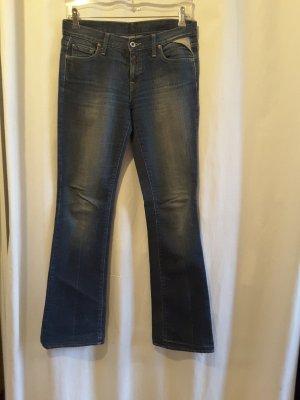 Replay Jeans bootcut bleu