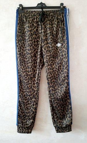Replay pantalonera negro-marrón