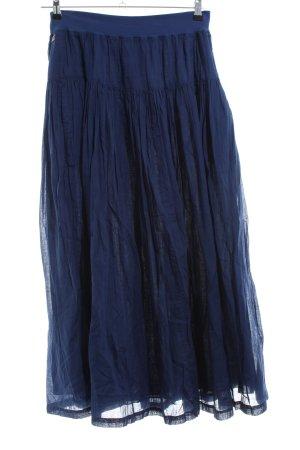 Replay Maxi Skirt blue casual look