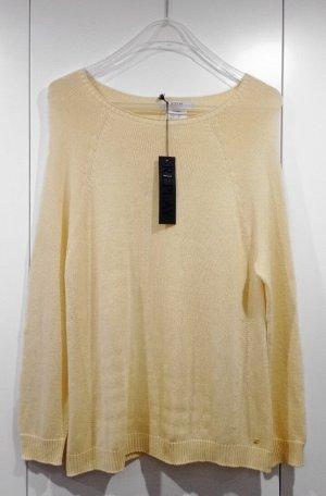 Replay Fine Knit Jumper primrose-pale yellow