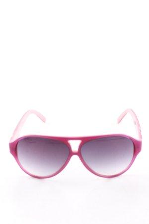 Replay Pilotenbril roze casual uitstraling