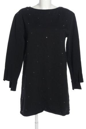 Replay Abito maglione nero stile casual