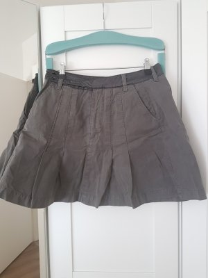 Replay Flared Skirt anthracite