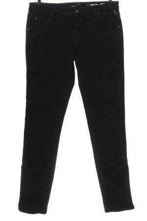 Replay Jeans a sigaretta nero stile casual