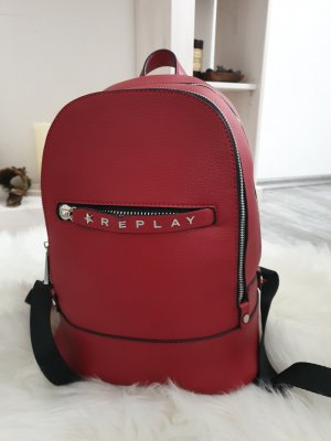 Replay Shopper bright red-red