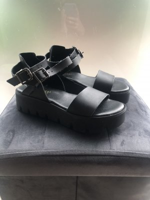 Replay Strapped Sandals black
