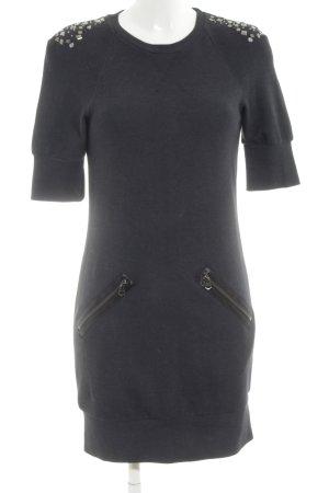 Replay Shirtkleid schwarz Elegant