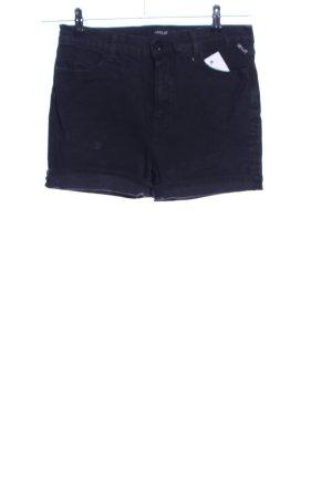 Replay Shorts blau Casual-Look