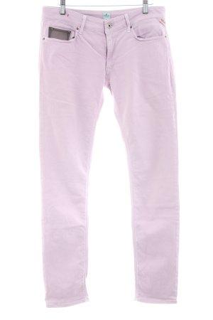 Replay Skinny Jeans pink Casual-Look