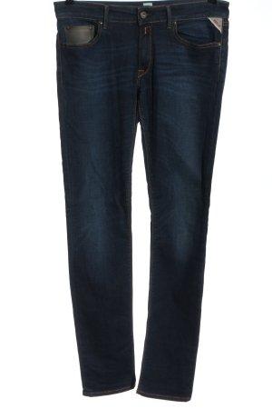 Replay Jeans skinny blu stile casual