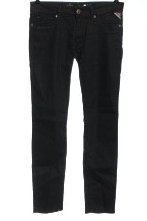 Replay Jeans skinny nero stile casual