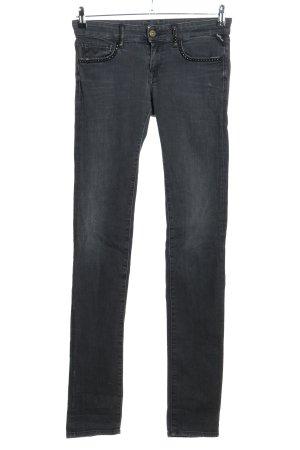 Replay Skinny Jeans light grey casual look