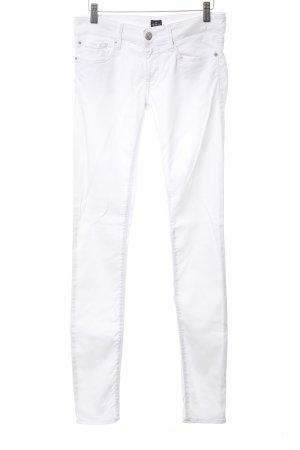 Replay Skinny Jeans weiß Casual-Look