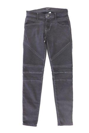 Replay Skinny Jeans Größe W26 schwarz aus Baumwolle