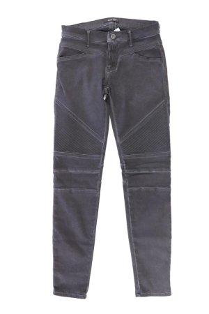 Replay Skinny Jeans schwarz Größe W26