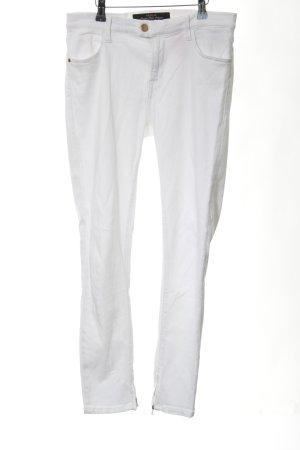 Replay Skinny Jeans weiß schlichter Stil