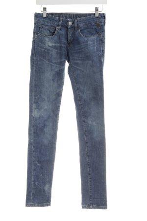 Replay Slim Jeans mehrfarbig Casual-Look