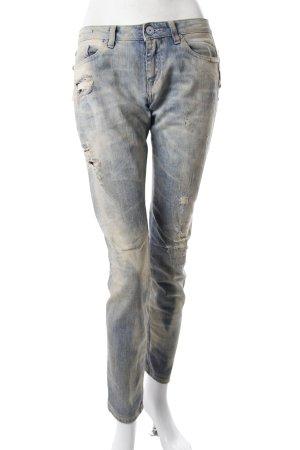 Replay Slim Jeans Lederschnürung