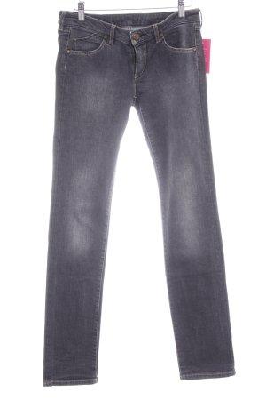 Replay Slim Jeans schwarz Vintage-Look
