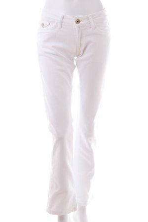 Replay Slim Jeans weiß