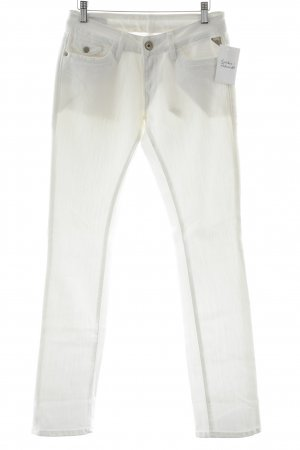 Replay Slim Jeans weiß Casual-Look