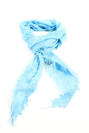 Replay Sommerschal blau Casual-Look