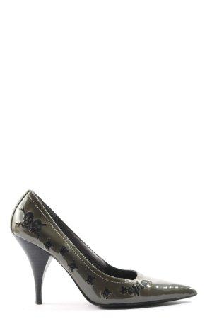 Replay Spitz-Pumps khaki extravaganter Stil