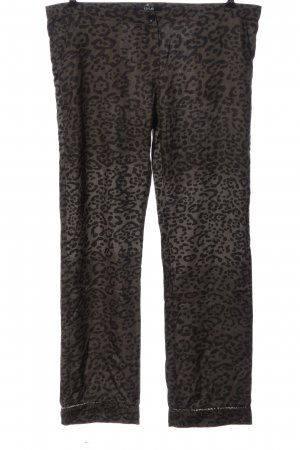Replay Jersey Pants allover print casual look