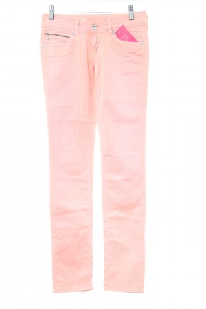 Replay Stoffhose pink Casual-Look