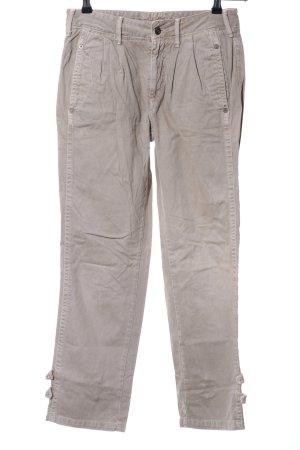 Replay Jeansy z prostymi nogawkami w kolorze białej wełny W stylu casual