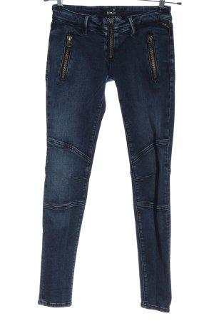 Replay Jeans stretch bleu style décontracté