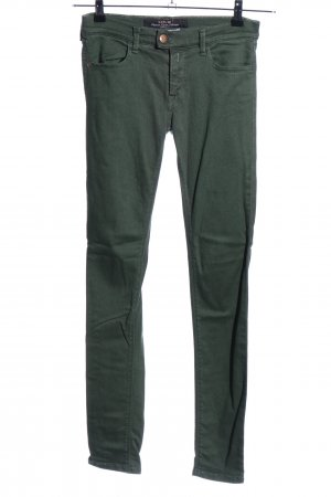Replay Stretch jeans groen casual uitstraling