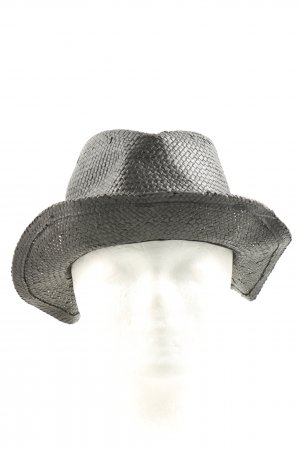 Replay Straw Hat light grey casual look