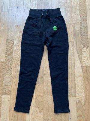 Replay Spodnie dresowe czarny