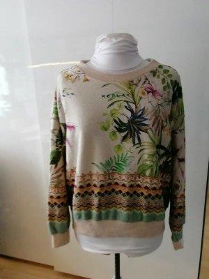 Replay Crewneck Sweater cream
