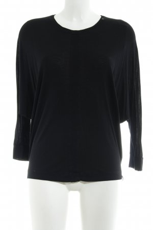 Replay Sweatshirt schwarz Casual-Look