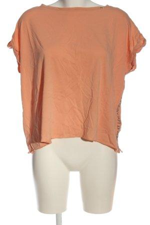 Replay T-Shirt hellorange Casual-Look
