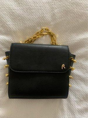 Replay Handbag black-gold-colored