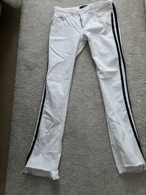 Replay Weiße Jeans Gr 27/30
