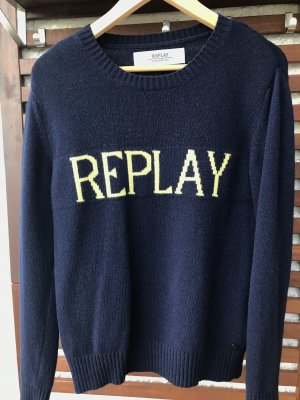 REPLAY - Wollpullover