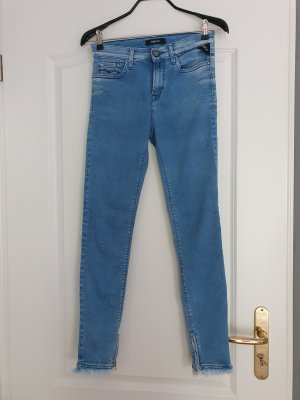 Replay Stretch Jeans light blue