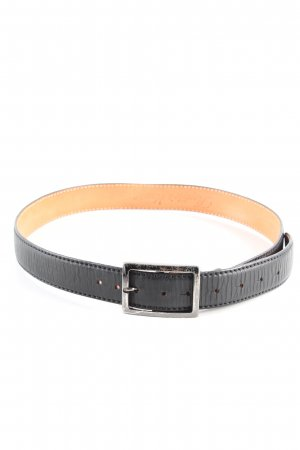 Reptile's House Leather Belt black business style