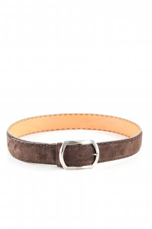 Reptile's House Leather Belt brown business style