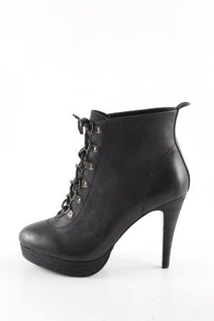 republic High Heel Sandaletten schwarz Casual-Look