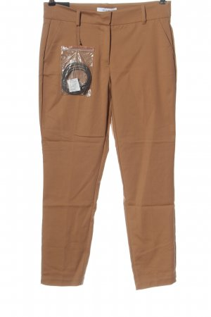 Reserved 7/8-Hose braun Business-Look