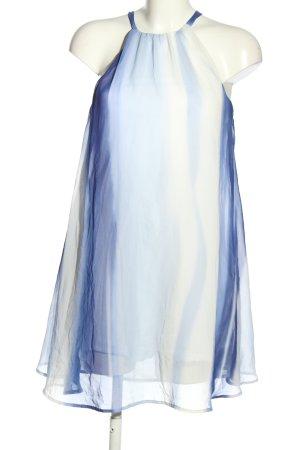 Reserved A-Linien Kleid blau Elegant