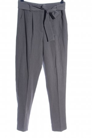 Reserved Anzughose hellgrau meliert Business-Look