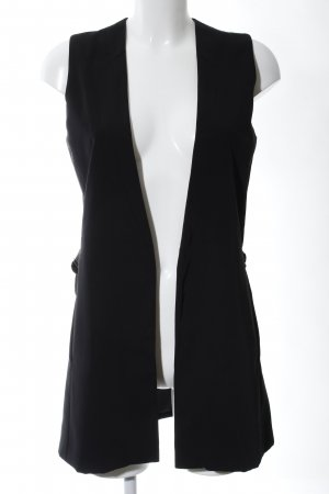 Reserved Waistcoat black business style