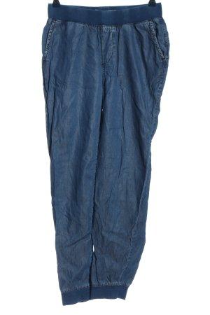 Reserved Baggy Pants blau Casual-Look